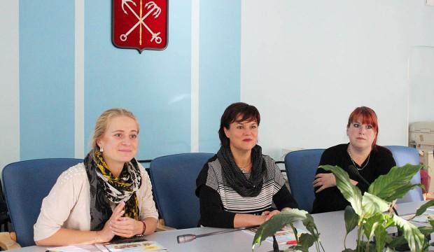 представители социальных учреждений Тюрингии.