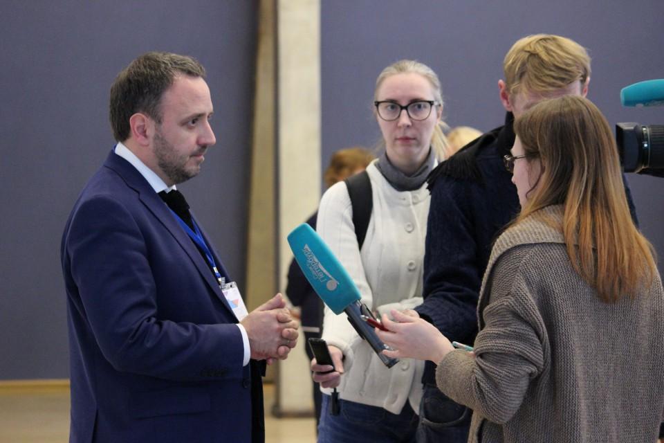 Антон Островский, заместитель директора ФГБУ «Федеральный институт медиации»
